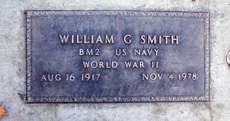 SMITH, WILLIAM GEORGE - Sutter County, California | WILLIAM GEORGE SMITH - California Gravestone Photos