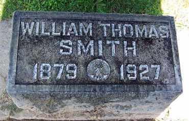 SMITH, WILLIAM THOMAS - Sutter County, California | WILLIAM THOMAS SMITH - California Gravestone Photos