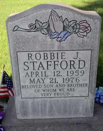 STAFFORD, ROBERT JOHN - Sutter County, California | ROBERT JOHN STAFFORD - California Gravestone Photos