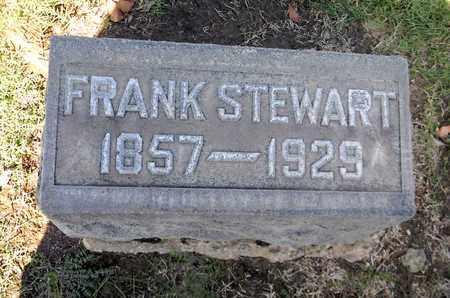 STEWART, FRANK L. - Sutter County, California   FRANK L. STEWART - California Gravestone Photos