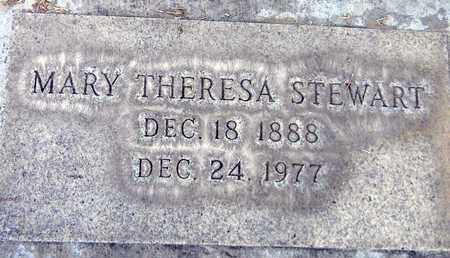STEWART, MARY THERESA - Sutter County, California   MARY THERESA STEWART - California Gravestone Photos