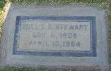 STEWART, WILLIS E. - Sutter County, California | WILLIS E. STEWART - California Gravestone Photos
