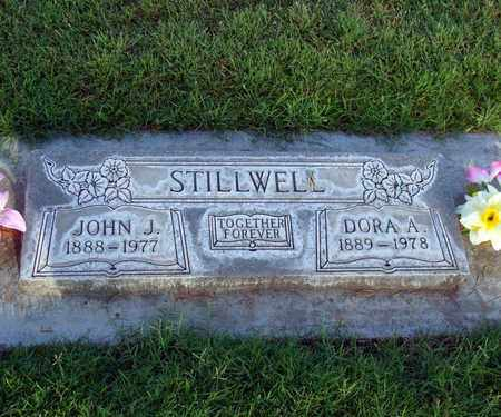STILLWELL, DORA ALICE - Sutter County, California | DORA ALICE STILLWELL - California Gravestone Photos