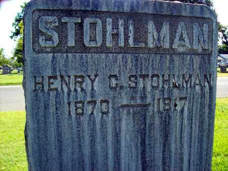 STOHLMAN, HENRY C. - Sutter County, California | HENRY C. STOHLMAN - California Gravestone Photos