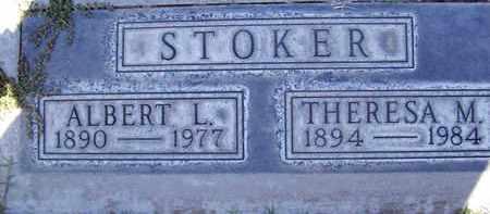 STOKER, ALBERT LEE - Sutter County, California | ALBERT LEE STOKER - California Gravestone Photos