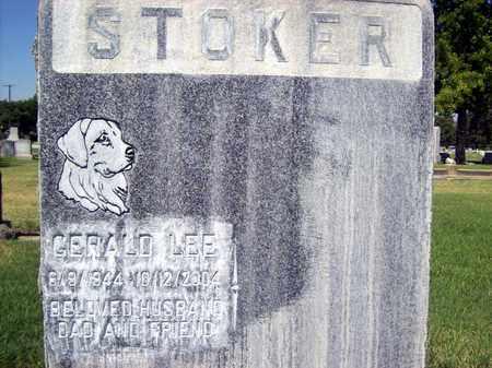 STOKER, GERALD LEE - Sutter County, California   GERALD LEE STOKER - California Gravestone Photos