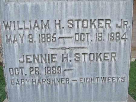STOKER, JENNIE H. - Sutter County, California | JENNIE H. STOKER - California Gravestone Photos