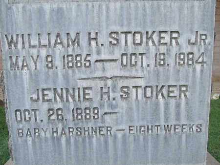STOKER, JR., WILLIAM HENRY - Sutter County, California | WILLIAM HENRY STOKER, JR. - California Gravestone Photos