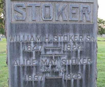 STOKER, SR., WILLIAM H. - Sutter County, California   WILLIAM H. STOKER, SR. - California Gravestone Photos