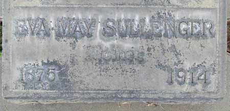 SULLENGER, EVA  MAY - Sutter County, California | EVA  MAY SULLENGER - California Gravestone Photos