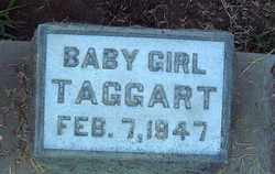 TAGGART, BABY GIRL - Sutter County, California | BABY GIRL TAGGART - California Gravestone Photos