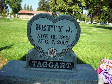 TAGGART, BETTY JOAN - Sutter County, California | BETTY JOAN TAGGART - California Gravestone Photos