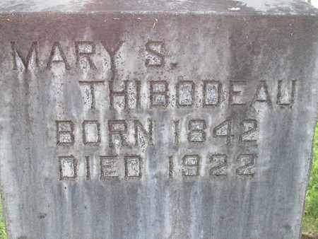 EMERY THIBODEAU, MARY S. - Sutter County, California | MARY S. EMERY THIBODEAU - California Gravestone Photos