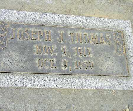 THOMAS, JOSEPH JAMES - Sutter County, California | JOSEPH JAMES THOMAS - California Gravestone Photos