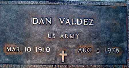 VALDEZ, DAN - Sutter County, California | DAN VALDEZ - California Gravestone Photos