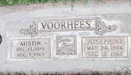 VOORHEES, AUSTIN - Sutter County, California | AUSTIN VOORHEES - California Gravestone Photos
