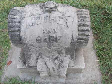 WARD, BABE - Sutter County, California   BABE WARD - California Gravestone Photos