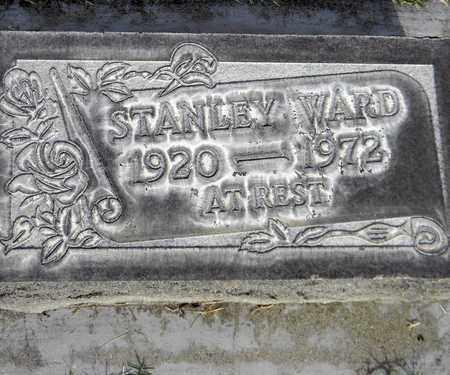 WARD, STANLEY - Sutter County, California   STANLEY WARD - California Gravestone Photos
