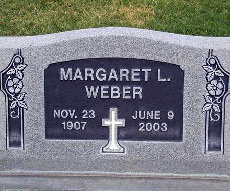 WEBER, MARGARET LOUISE - Sutter County, California | MARGARET LOUISE WEBER - California Gravestone Photos