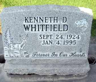 WHITFIELD, KENNETH DARL - Sutter County, California | KENNETH DARL WHITFIELD - California Gravestone Photos