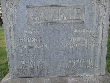 WILKIE, ROBERT - Sutter County, California | ROBERT WILKIE - California Gravestone Photos