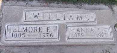 WILLIAMS, ANNA EUPHEMIA - Sutter County, California | ANNA EUPHEMIA WILLIAMS - California Gravestone Photos