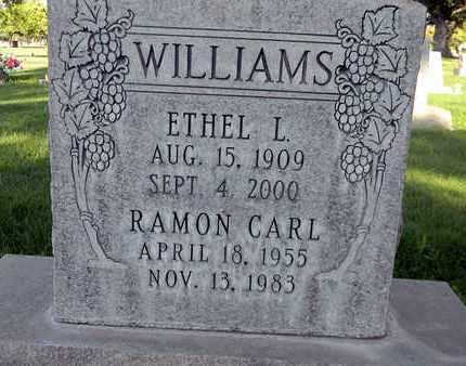 WILLIAMS, ETHEL L. - Sutter County, California | ETHEL L. WILLIAMS - California Gravestone Photos