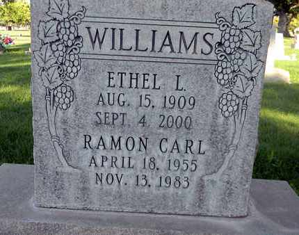 WILLIAMS, RAMON CARL - Sutter County, California | RAMON CARL WILLIAMS - California Gravestone Photos