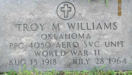 WILLIAMS, TROY M. - Sutter County, California | TROY M. WILLIAMS - California Gravestone Photos