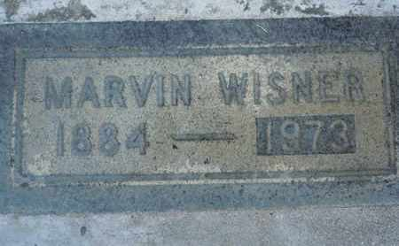 WISNER, MARVIN EUGENE - Sutter County, California | MARVIN EUGENE WISNER - California Gravestone Photos