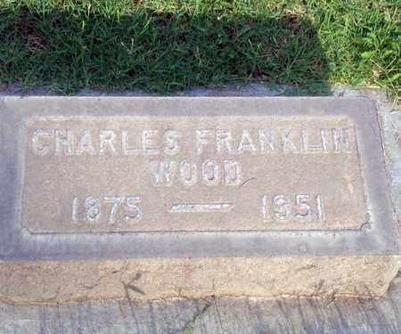 WOOD, CHARLES FRANKLIN - Sutter County, California | CHARLES FRANKLIN WOOD - California Gravestone Photos