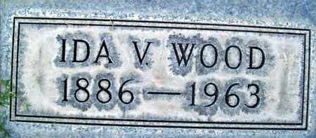 WOOD, IDA VIOLA - Sutter County, California | IDA VIOLA WOOD - California Gravestone Photos