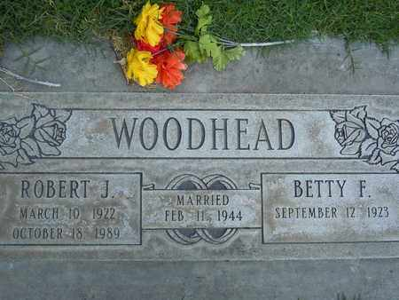 WOODHEAD, ROBERT JAMES - Sutter County, California   ROBERT JAMES WOODHEAD - California Gravestone Photos