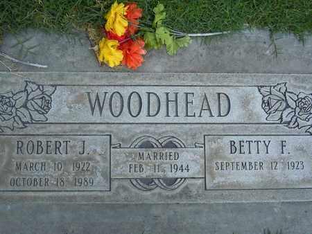 WOODHEAD, BETTY F. - Sutter County, California   BETTY F. WOODHEAD - California Gravestone Photos