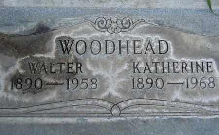 WOODHEAD, WALTER - Sutter County, California   WALTER WOODHEAD - California Gravestone Photos
