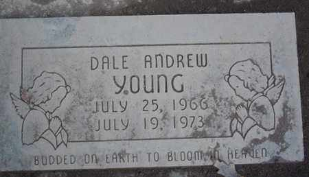 YOUNG, DALE ANDREW - Sutter County, California | DALE ANDREW YOUNG - California Gravestone Photos