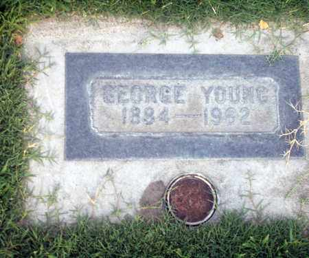 YOUNG, GEORGE - Sutter County, California | GEORGE YOUNG - California Gravestone Photos