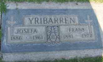 YRIBARREN, FRANK - Sutter County, California   FRANK YRIBARREN - California Gravestone Photos