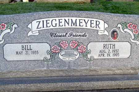 ZIEGENMEYER, BILL - Sutter County, California | BILL ZIEGENMEYER - California Gravestone Photos