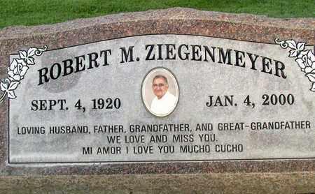 ZIEGENMEYER, ROBERT MATHIAS - Sutter County, California | ROBERT MATHIAS ZIEGENMEYER - California Gravestone Photos
