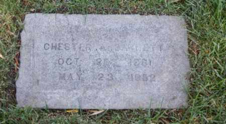 BARNETT, CHESTER - Yolo County, California | CHESTER BARNETT - California Gravestone Photos