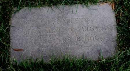 BARNETT, FRANK - Yolo County, California   FRANK BARNETT - California Gravestone Photos